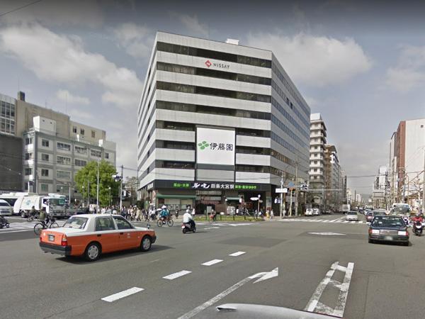 嵐電「大宮駅」3